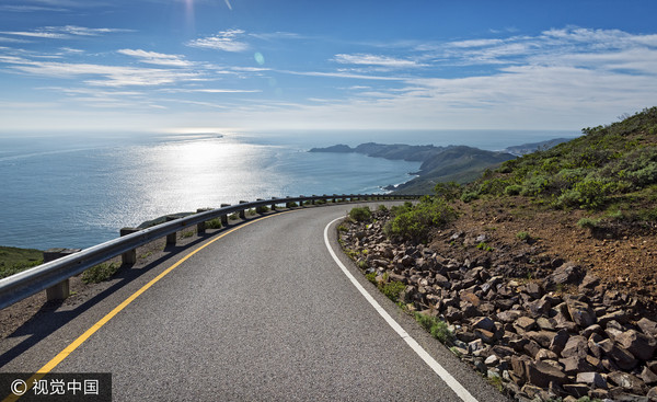 比「加州一号」更长 粤拟建1600公里滨海公路经14个城市