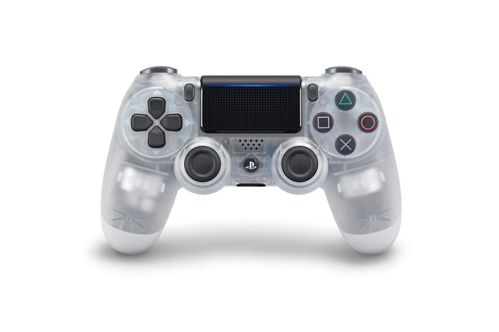通明系列來了!PS4控制器5新色10月11日壯麗登場