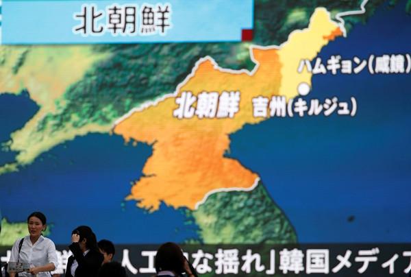 ▲▼北韓在9月3日進行第6次核試。(圖/路透社)