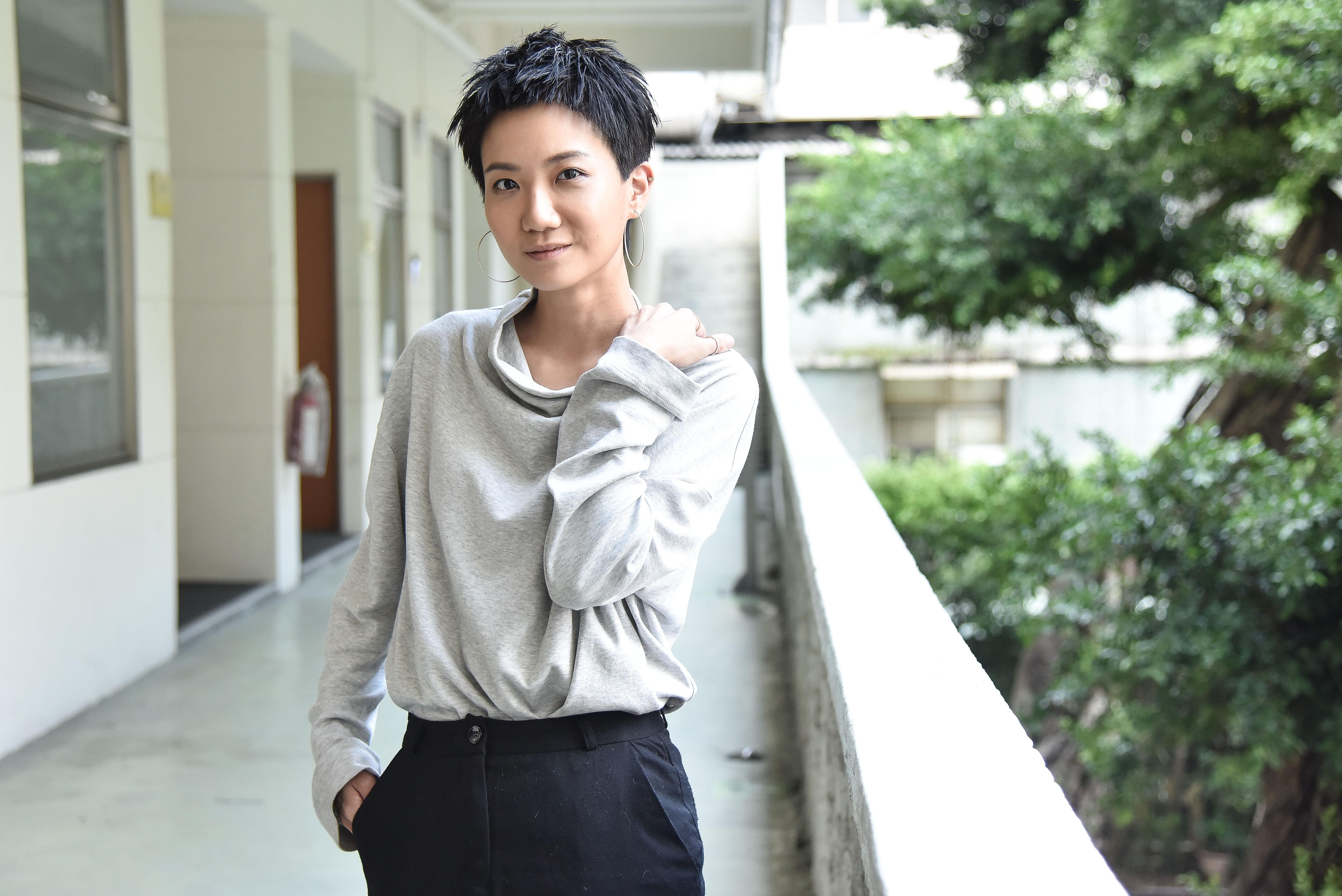 记者李�_▼台湾国际女性影展 卢凯彤专访.(图/记者李毓康摄)