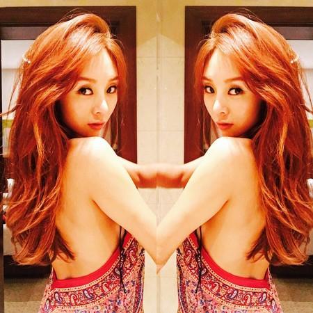 ▲南韓女歌手G.NA睽違1年半終於發聲謝粉絲。(圖/翻攝自G.NA IG)