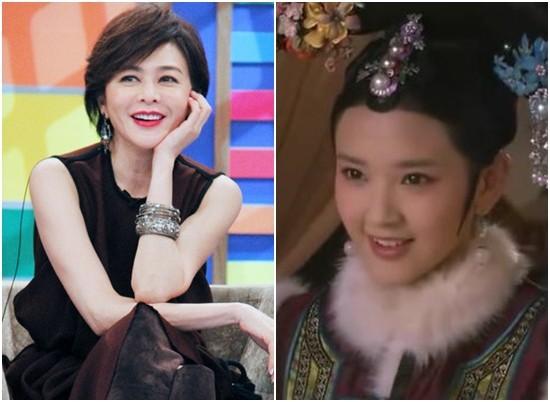 关之琳是 甄嬛 祺贵人后代 家世曝光是 真正格格