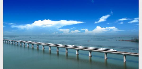 提供铁路干线运输及「库到库」全程物流服务,特别是将在京沪高铁