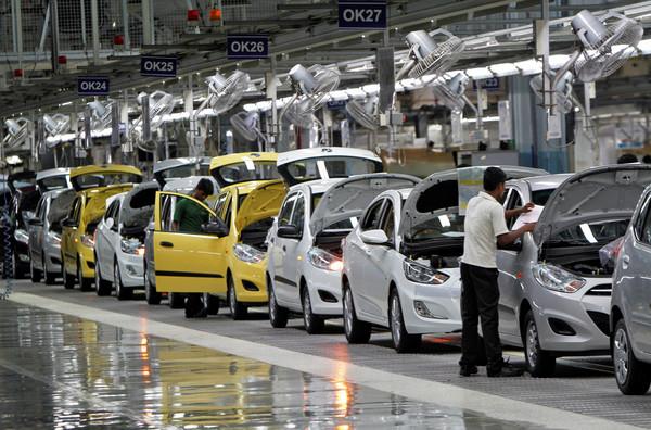 南韩现代汽车计画收购fca 誓言杠上福斯集团