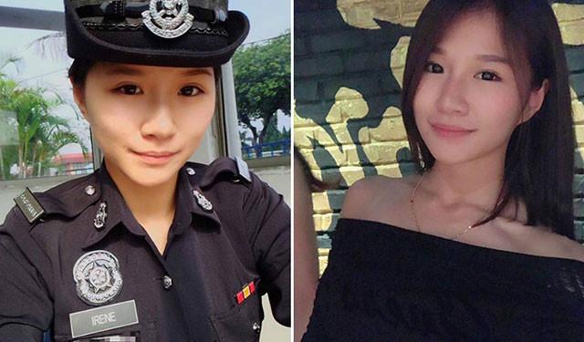 亚洲6国女警比一比,还是韩国跟台湾的最正