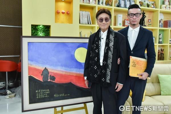记者李�_傅俊豪(傅达仁之子)(图/记者李毓康摄)