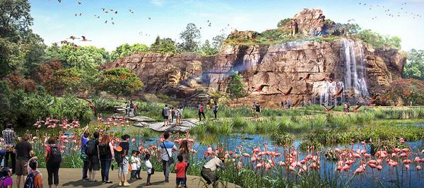 新加坡最新生态度假村 住树屋,游野生动物园