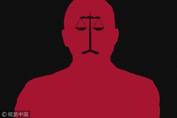 ▲訴訟,濫訴,司法。(圖/視覺中國CFP)