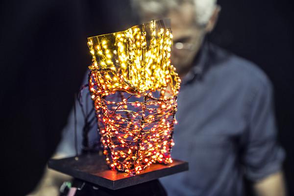 遇见最浪漫麦当劳 法国雕塑家做出最迷蒙的速食广告