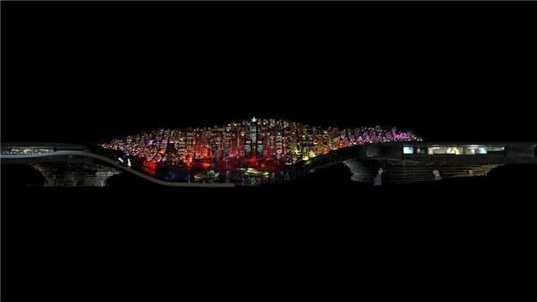亚洲最大剧院光雕 卫武营广邀在地艺术家「为南台湾发声」