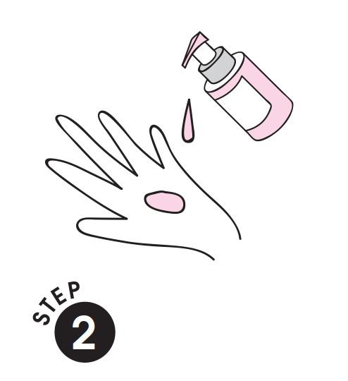 耳后利用拇指从耳垂开始由下往上 四指从耳后以螺旋方式由上往下往