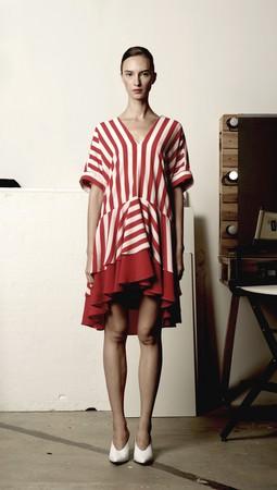 萧培丽/新锐服装设计师牟天朗 带著新眼光梦想起飞