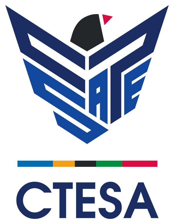 中华民国电子竞技运动协启用的新logo.放风筝的人素材图片