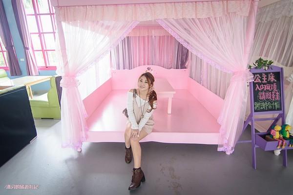 粉色系童话素材