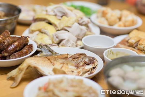 年夜饭,团圆菜,团圆饭(图/资料照)