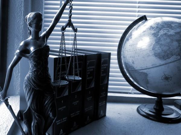 ▲司法女神,司法,正義女神。(圖/pixabay)