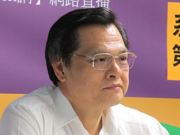 ▲▼陸委會主委陳明通。(圖/翻攝自wiki)