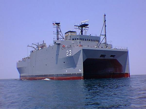 ▲▼美國無暇號海洋研究船。(圖/翻攝維基百科)