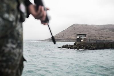 披上神秘色彩的「水鬼」 海龍蛙兵戍守澎湖前線