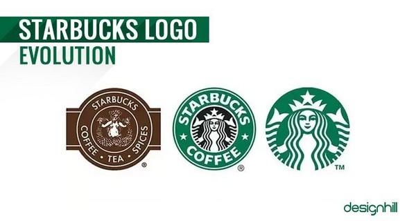 星巴克Logo有秘密 修改几个像素 妖气变人性