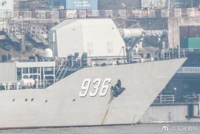 張誠/領先全球?解放軍的電磁砲疑上了軍艦