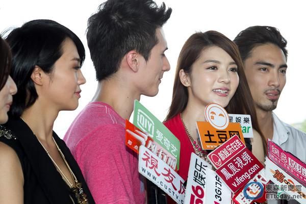 女主角生蛋_直击/吴亚馨客串抢风采 女主角安娜李辣射屁股蛋反击