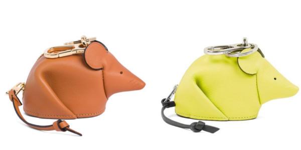 小老鼠零钱包,15,000元.(图/翻摄loewe官网)