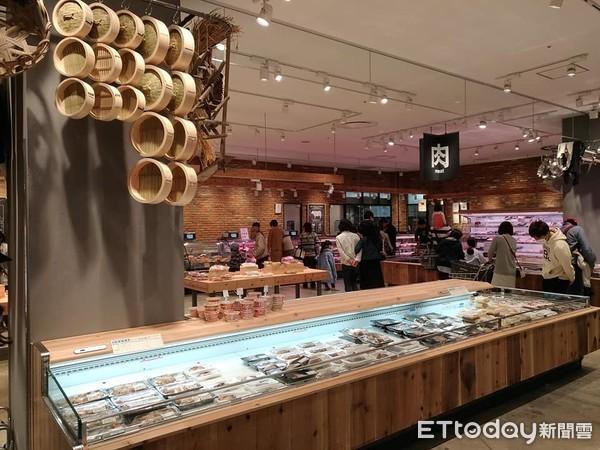 生鲜肉店装修图片