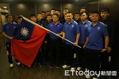 亞洲U16男籃授旗 中華隊搶分組龍頭晉級