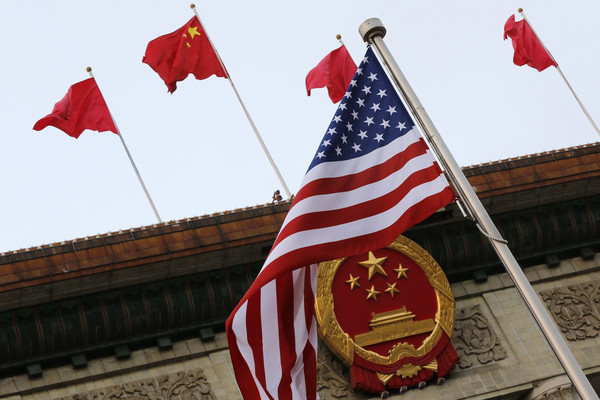 ▲ ▼ President of the United States Trump, President of China Xi Jinping, US-China Trade, Sino-UDA Trade, Sino-USA Connections. (Photo / Dazhi Image / Associated Press)