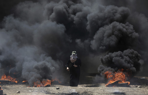 ▲ ▼ The conflict between Israel and Palestine in Gaza Strip. (Dealbh / Dazhi Image / Associated Press)