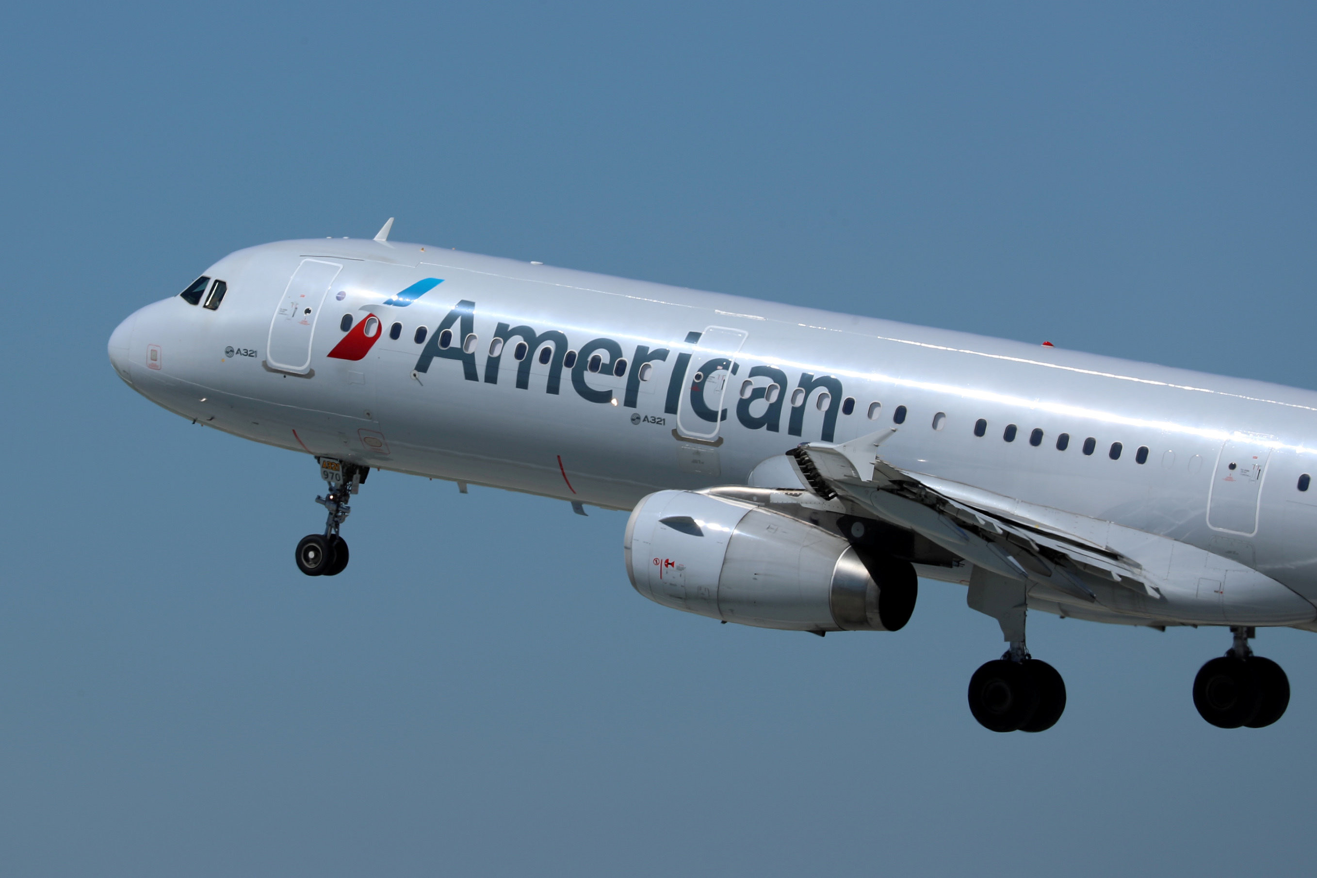 ▲ ▼ American Airlines, American Airlines. (Photo / Reuters)
