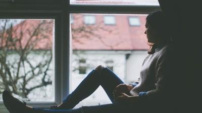 你沒有必要一直笑著  研究顯示:憂鬱者看到的世界,才是現實世界