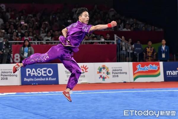 亚运 孙培原摘武术长拳金牌 中国连5届拿下亚运首金