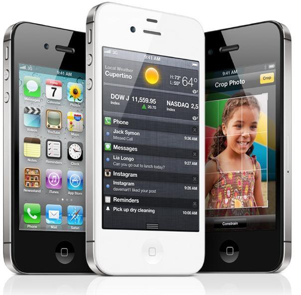 蘋果iPhone 4S去年底推出至今,買氣、話題持續發燒中。(圖/截取自apple官網)