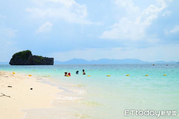 泰国喀比度假天堂 神奇四岛跳岛游