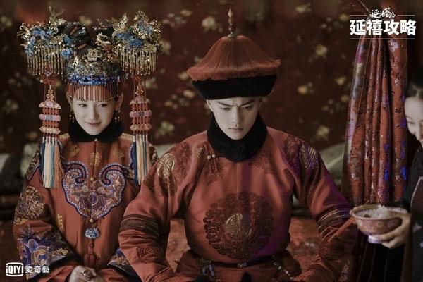 ▲历史上傅恒和妻子感情甜蜜.(图/翻摄自微博)-乾隆是清朝最好色