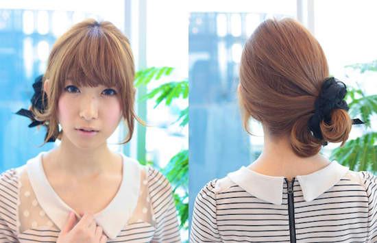 日本男性票选「最可爱女孩发型」 第一名果然是