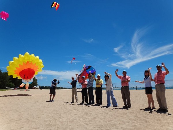 世界最美丽海湾澎湖沙滩嘉年华 本周末抢先起跑