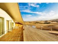 ▲▼蓮花度假酒店的客房都面沙漠。(圖/雪倫情報局提供)