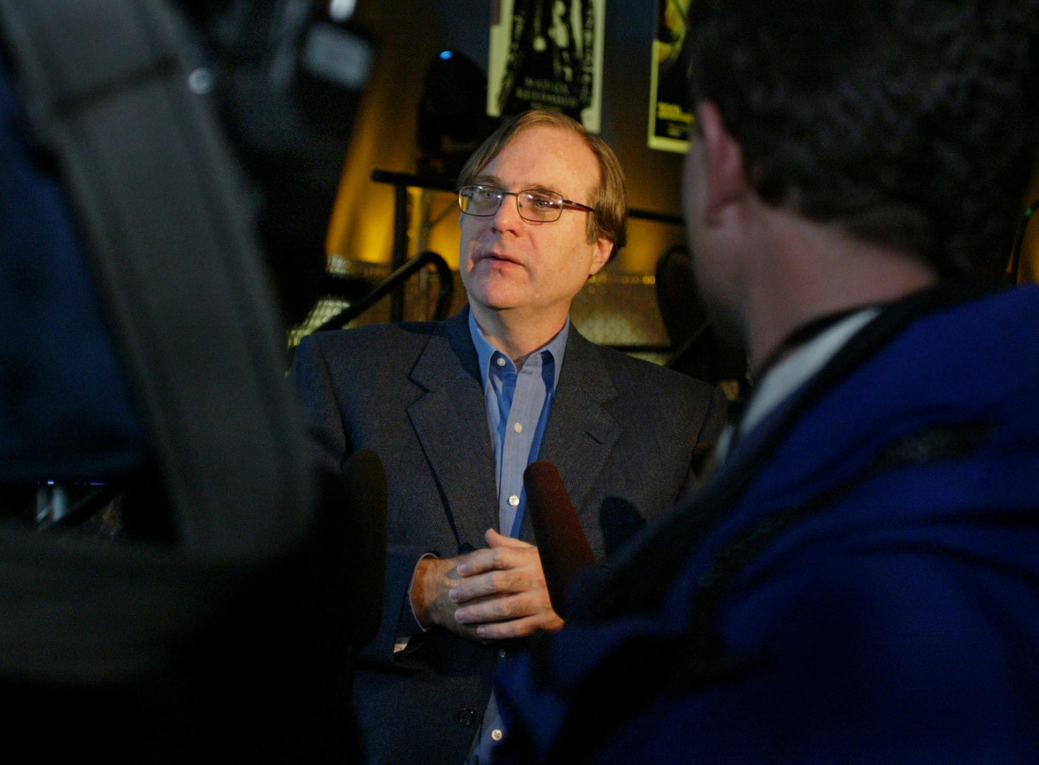 微软创始人艾伦离世 患 非霍奇金氏淋巴瘤 并发症 享寿65岁图片 412558 2048x1509