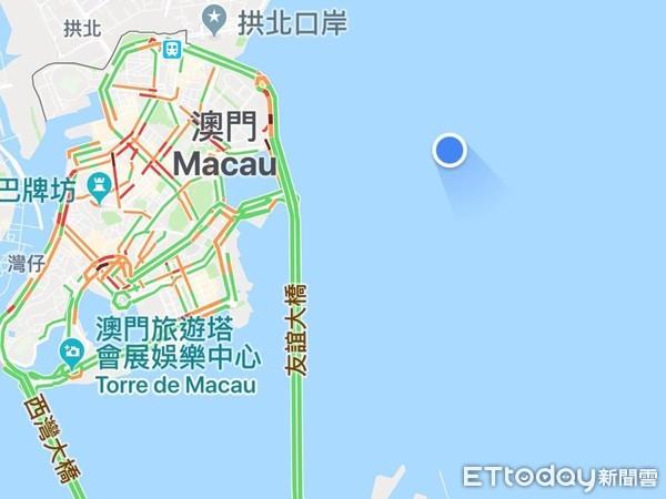 Google地图还找不到 港珠澳大桥 实测暂时只能海上飘