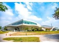 ▲衛武營藝術文化中心新開幕。(圖/台灣就醬玩提供)