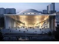 ▲Zaha Hadid Architects在俄羅斯設計新音樂廳。(圖/翻攝Zaha Hadid Architects官網)