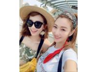 ▲▼Lulu閨蜜是「本土劇女神」!(圖/翻攝自Instagram/sunnygirl800424、vicky_7155)