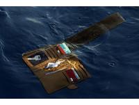 ▲▼ 印尼獅航JT610墜海。(圖/達志影像/美聯社)