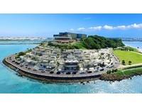 ▲▼瀨長島溫泉飯店位於島上最高處。(圖/小妞的生活旅程提供)
