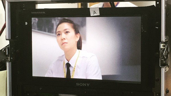 ▲林又立在電影《3904英呎》中擔綱女主角,劇中角色也如她本人一樣是位堅強、勇敢築夢的女子 。(圖/林又立提供)