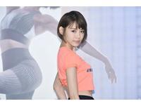 ▲▼林明禎-運動品牌UA活動。(圖/記者張一中攝)