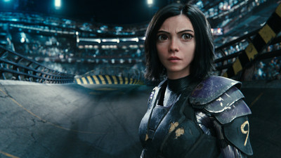 《銃夢》真人版要來了!艾莉塔大眼配「狂戰士」裝?#20303;?#21453;派維克多扛得住?